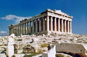 The Parthenon on the Acropolis, Athens, Greece - image Steve Swayne
