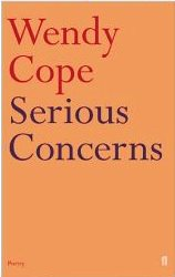 'Serious Concerns' by poet Wendy Cope