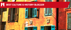 Best History Culture travel Blogger - vote Zoe Dawes