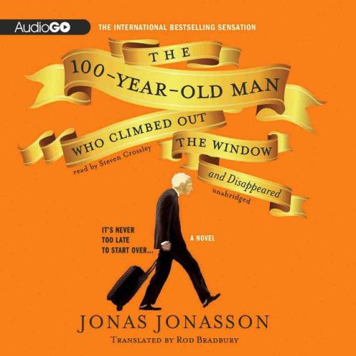 hundred year old man audio book